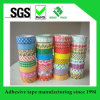 Colorful Custom Printed Washy Tape Decorative Masking Tapes for Boxing
