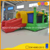 Aoqi Leisure Activities Inflatables Outdoor Park Inflatable Jumping Bed for Sale (AQ07174)