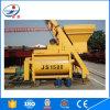 Factory Super Quality Double Twin Shaft Js1500 Concrete Mixer Machine