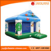 Famous Carton Design Inflatable Jumping Bouncy Combo (T3-035)
