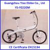 20 Inch Magnesium Wheel Folding E Bike