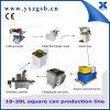 18L Semi-Automatic Big Rectangular Paint Can Production Line