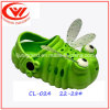 Kids Lightweight Garden Shoes Fancy EVA Clogs for Children