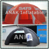 Commercial Inflatable 4 Legs Spider Airtight Tent