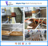 High Speed Automatic WPC Profile Production Line, Making Machine for Floor / Decking / Pallet