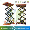1000kg 1ton to 5000kg 5ton Stationary Elevator Table Lift