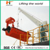 Ship Deck Marine Portable Hydraulic Slewing Crane