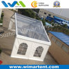Clear Span 12m Marquee Tent with Transparent Roof Cover