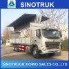 Sinotruk HOWO A7 371HP 420HP 10 Wheeler Box Wing Van Cargo Truck Price