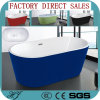 2015 New Colour Acrylic Sanitary Ware Bathroom Tub Bath (608E)