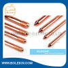 High Quality Solid Copper Ground Rod OEM Earth Rod