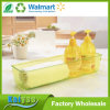 Promotion Cheap Kitchen Bathroom Transparent Rectangular Storage Organizer