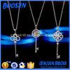Wholesale 925 Sterling Silver Key Pendant Necklace