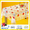 PVC Printed Transparent Table Cover in Roll
