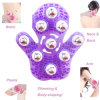 Handheld Massager Magic Steel Ball Slimming Massage Gloves