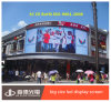 HD P6 Outdoor Curved Big Size LED Screen