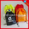 Wholesale Jute Fabric Small Drawstring Bag