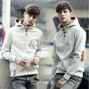 Newest Design Fashinable Good Quality Warm Casual Cap Men′s Hoodie