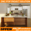 Oppein America Project Lacquer and High Gloss PVC Kitchen Cabinets (OP14-PVC05)