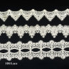 Trimming Lace for Textile Costume and Wedding Gown, Lace Ribbon Customized Hml126