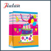 Wholesales Custom Happy Birthday Glossy Lamiantion Holiday Paper Gift Bag