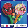 Eco Promotional Kids Like Wooden Beach Racket