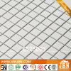 White Color Kitchen, Bathroom and Swimming Pool Porcelain Mosaic (C555005)