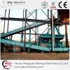 Enclosed Coal Dust Horizontal /Inclined Scraper Chain Conveyor