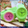 Yxl-964 Candy Color Jelly Quartz Watch Women Men Silicone Wristwatch Girls Children Casual Watch Relojes Mujer Clock Hour