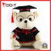 Cheap Custom Made Graduation Bear with Glass