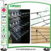 Supermarket Slat Wall Display Hooks with Chromed Finishing