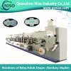 Quanzhou Stable Semi-Automatic Sanitary Towel Machine with SGS (HY400)