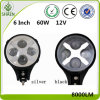 6 Inch 60W 12V LED Work Light