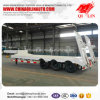 Good Quality Carbon Steel 60t Payload Low Bed Semi Trailer