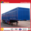 Heavy Duty Van Body Box Semi Trailer