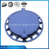 OEM/Custom Iron/Sand Casting Manhole Cover for Septic Tank Drainage