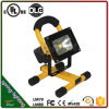 CE RoHS LED Work Light 10W Rechargeable LED Flood Light