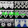 Width: 1.8cm. Fashion Polyester Chemical Lace