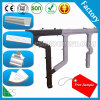 Guangzhou Manufacture Roof Rain Gutter Nigeria Hot Sale PVC Gutter Cheap Price
