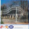 Elegant Modern Residential Safety Wrought Iron Gate (dhgate-27)