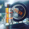 The Most Popular Electronic Cigarette Pacer Rtda Tank Compare to I Just S
