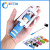 2016 Extendable Handheld Wired Remote Shutter Mini Selfie Stick