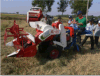 Combine Harvester 0.5 Farm Machine Agricultural Tool
