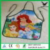 Fashionable Cartoon Imprint Kids Apron
