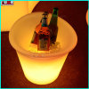 Plastic Illuminated LED Cooler Box Container Ice Box Bucket