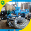 Dairy Farm Screw Extrusion Animal Manure Water Separator with Pump