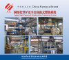 Copper Shaft Furnace and Premixed Gas Combustion System