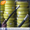 SAE 100 R2at Two Steel Wire 1.5 Inch Rubber Hose