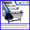 Dry High Intensity Magnetic Separator for Quartz, Feldspar 17000-18000GS