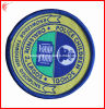 Embroidery School Badge for College Uniform (YH-WB003)